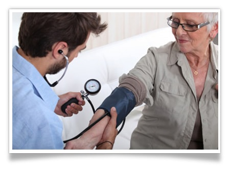 Home Care assistance with post-hospitalization recovery and daily needs