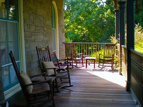 Front Porch Keystone House a residential hospice