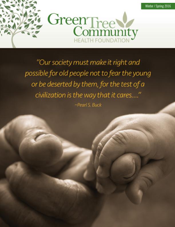 Green Tree Community Health Newsletter